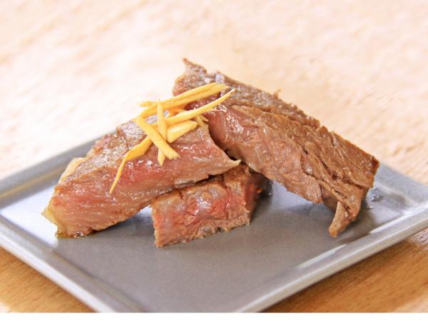 米沢牛:ステーキ